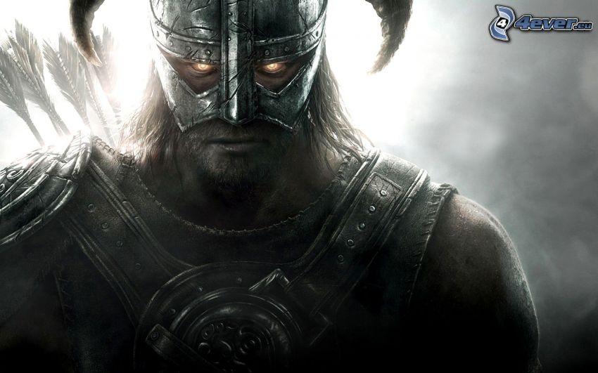 The Elder Scrolls Skyrim, wojownik