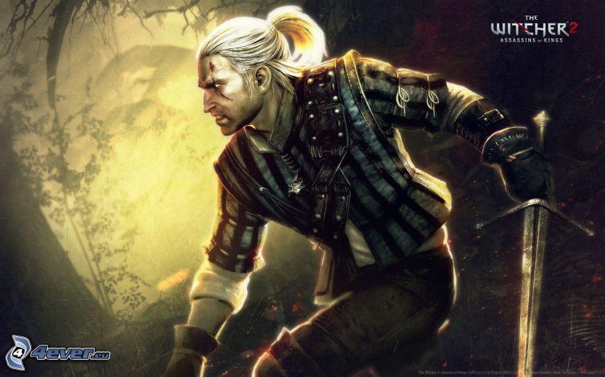 The Witcher 2: Assassins of Kings, wojownik