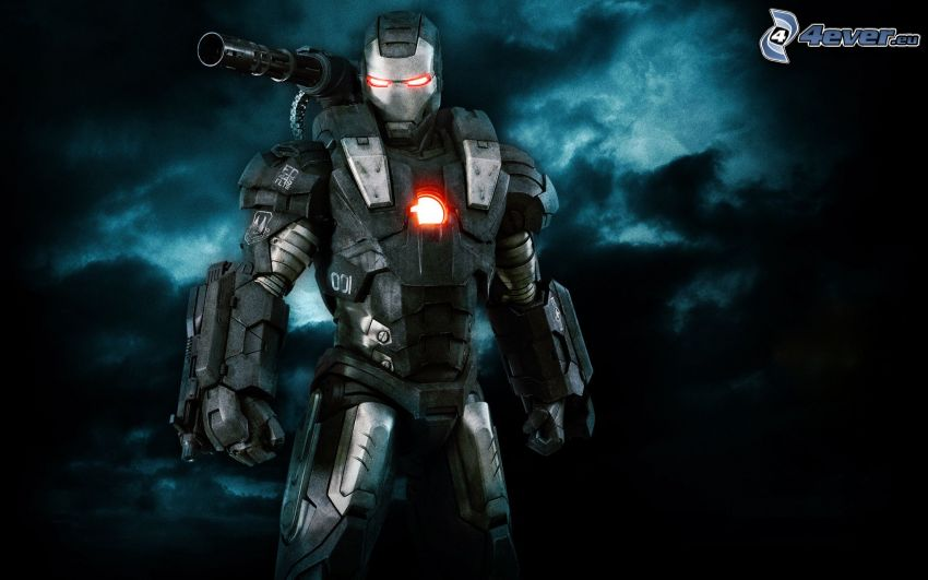 War Machine, Iron Man