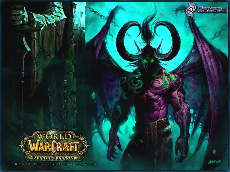World of Warcraft, Ilidan