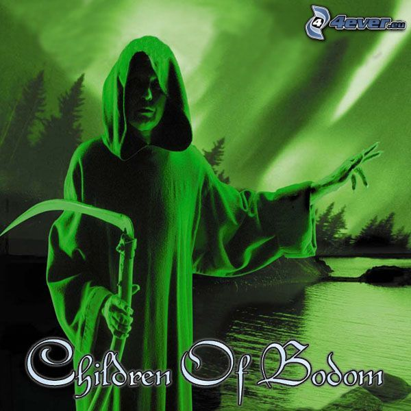 Children of Bodom, metal, muzyka