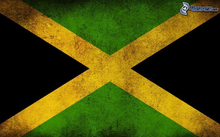 flaga, Jamajka