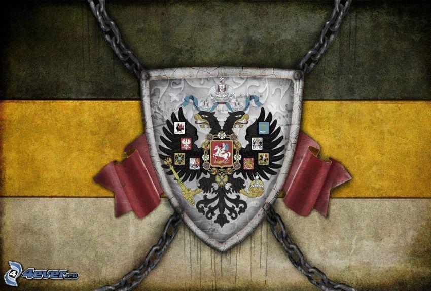 herb, flaga, Niemcy