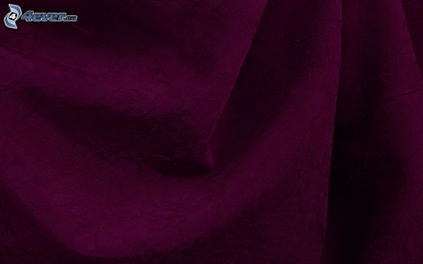 materiał, fioletowe tło