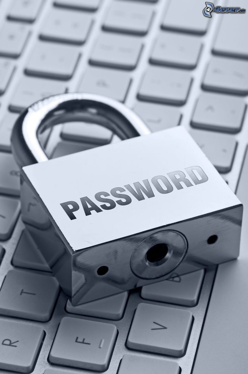 password, hasło, klawiatura, zamek