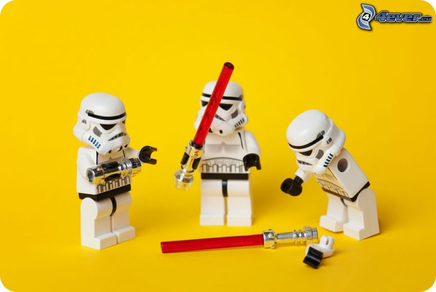 roboty, Star Wars