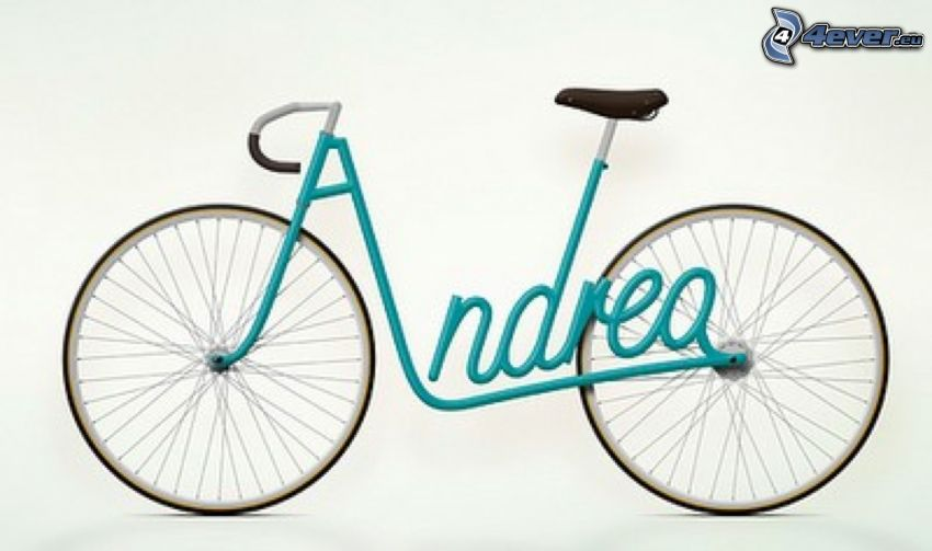 rower, Andrea, imię