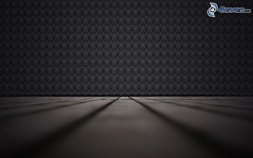 ściana, tapeta