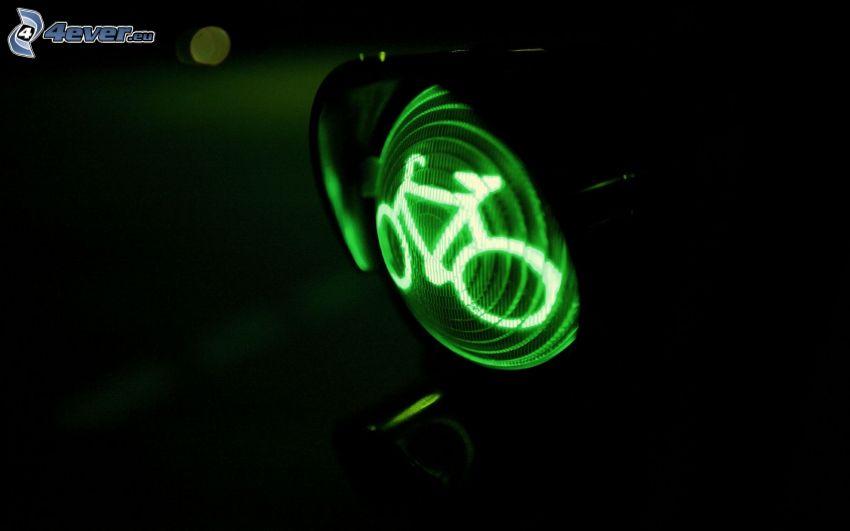 semafor, rower
