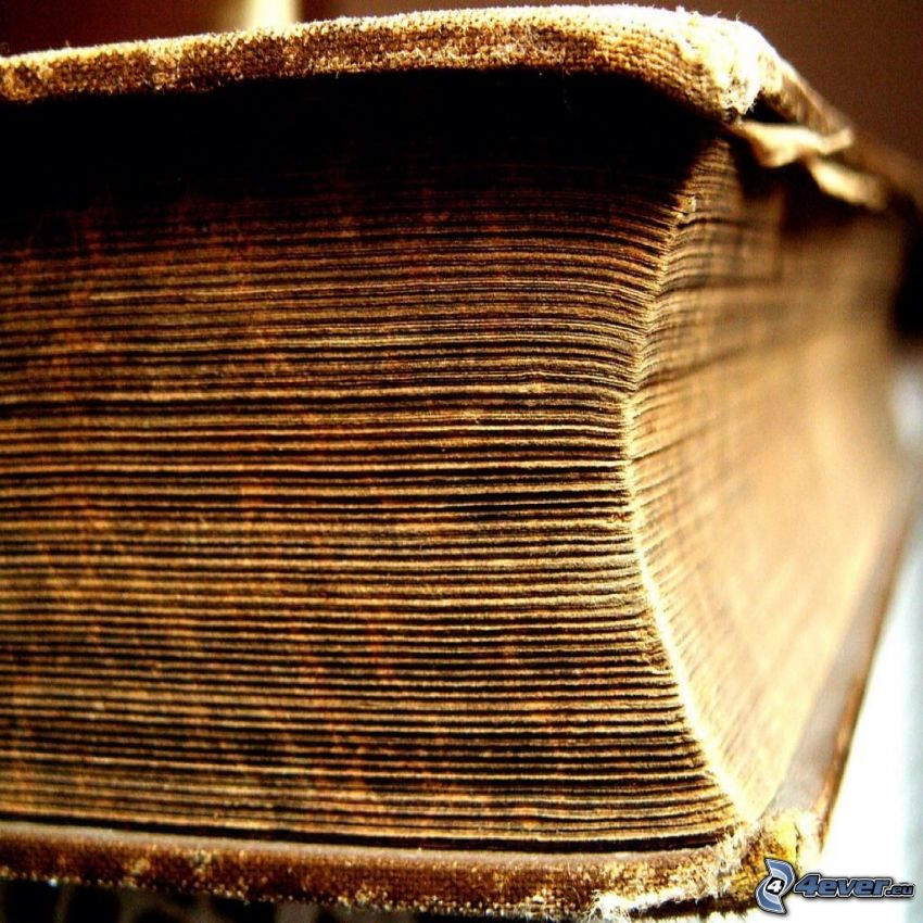 stara książka