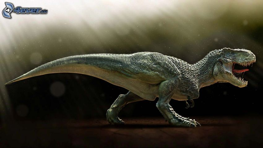 Tyrannosaurus, dinozaur