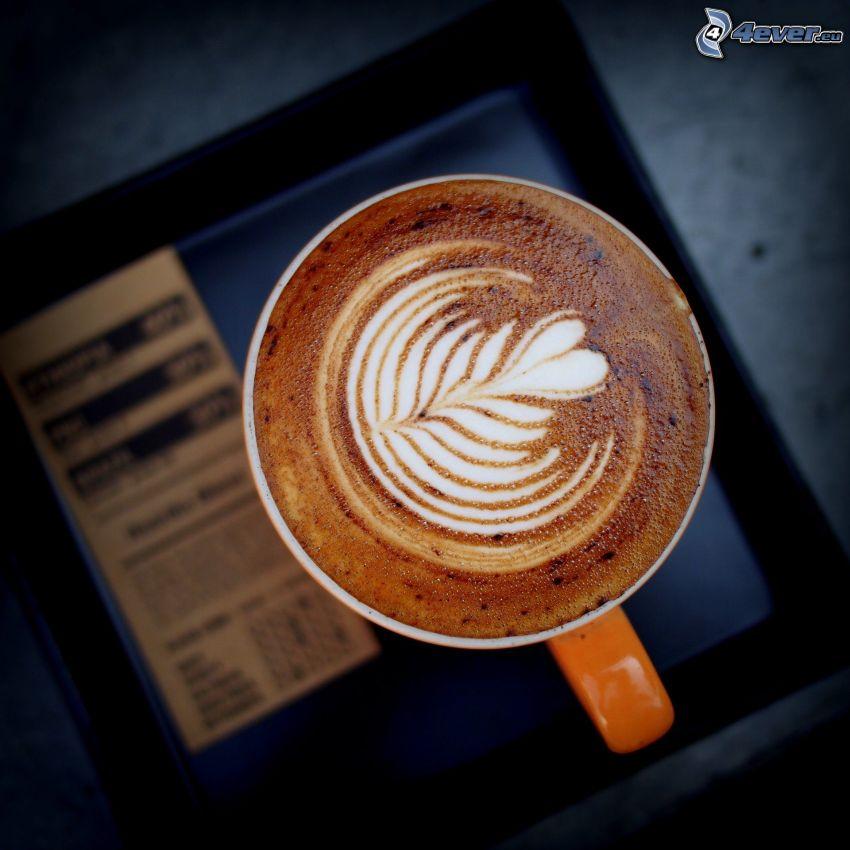 cappuccino, piana
