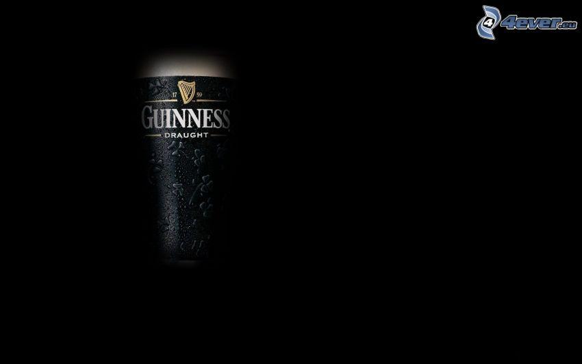 Guinness, zimne ciemne, piwo