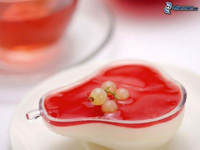 ketchup, porzeczki