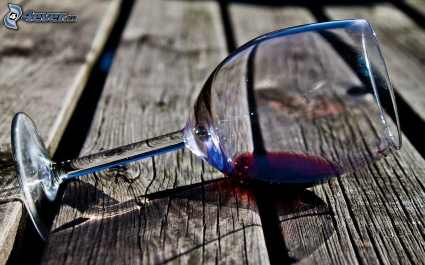 szklanka, wino