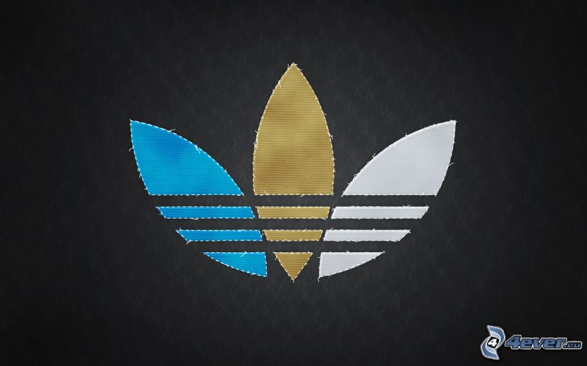 Adidas, naszywka