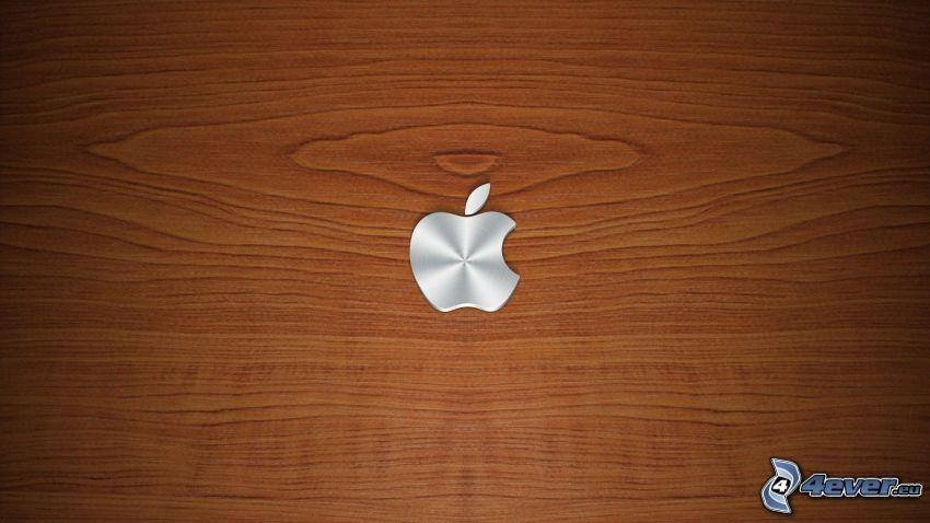 Apple, drewno
