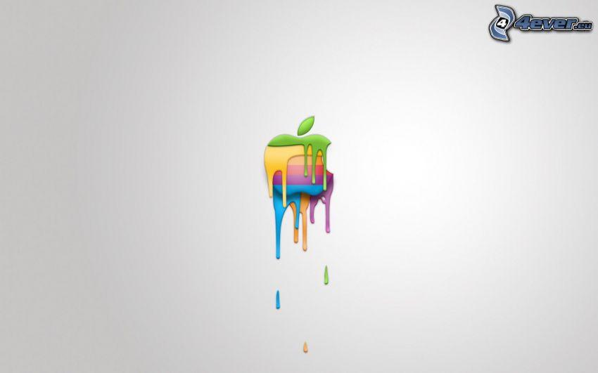 Apple, kolory