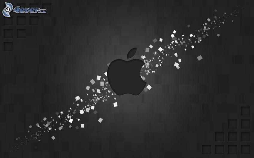 Apple, kostki