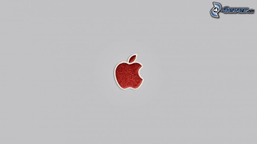 Apple, naszywka