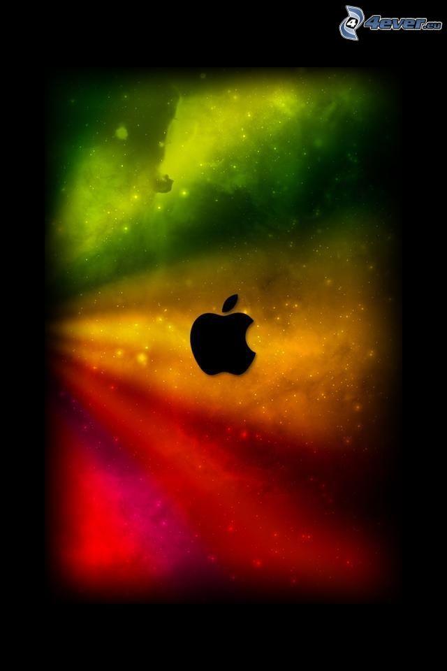 Apple, poświata