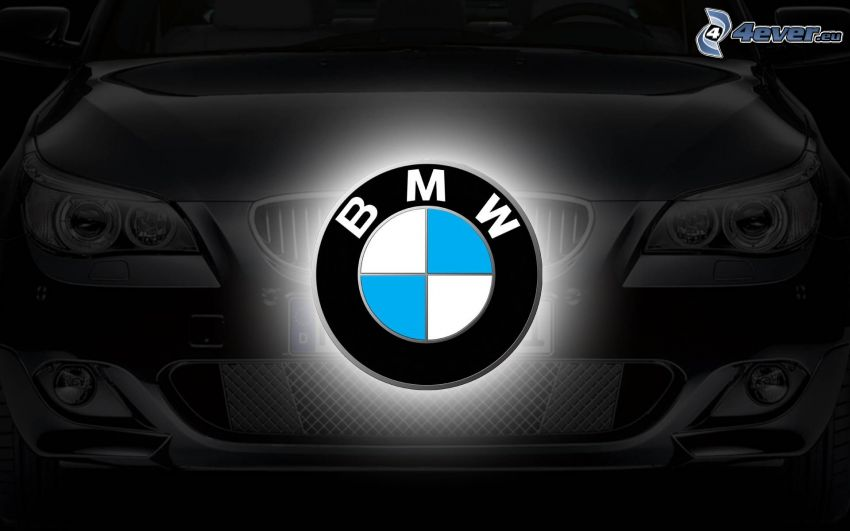 BMW, przednia maska
