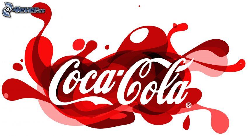 Coca Cola, kleksy