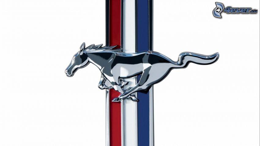 Ford Mustang, koń