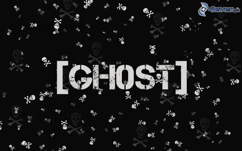 Ghost, czaszki