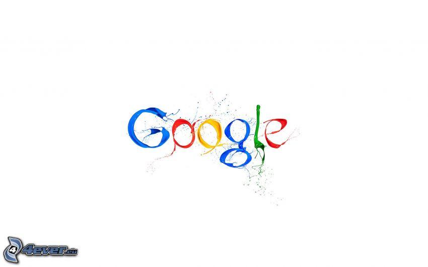 Google, kleksy