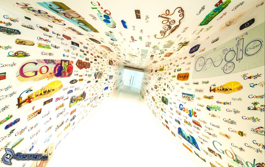 Google, korytarz