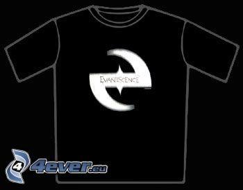 koszulka, Evanescence