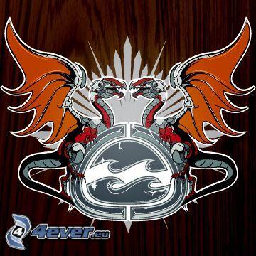 logo, emblemat