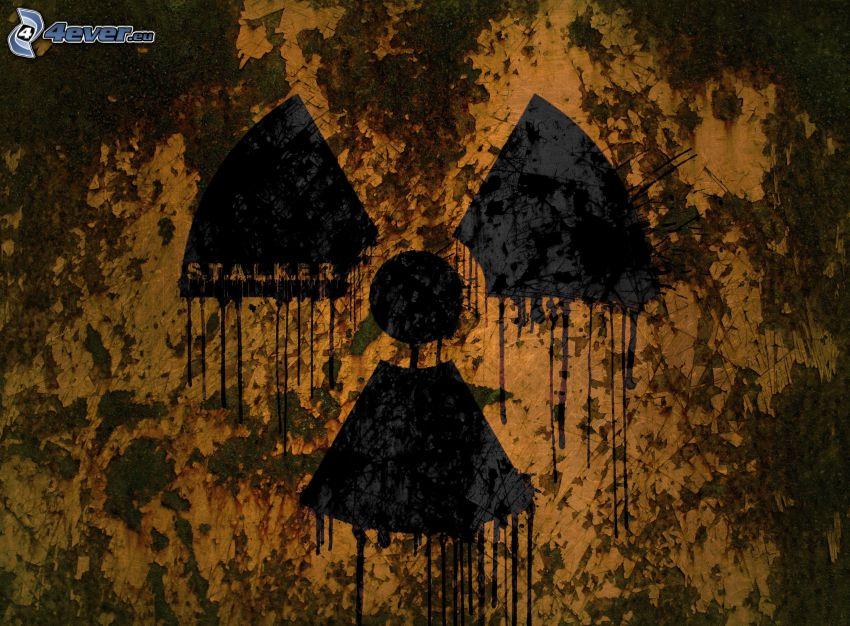 Stalker, radioaktywność