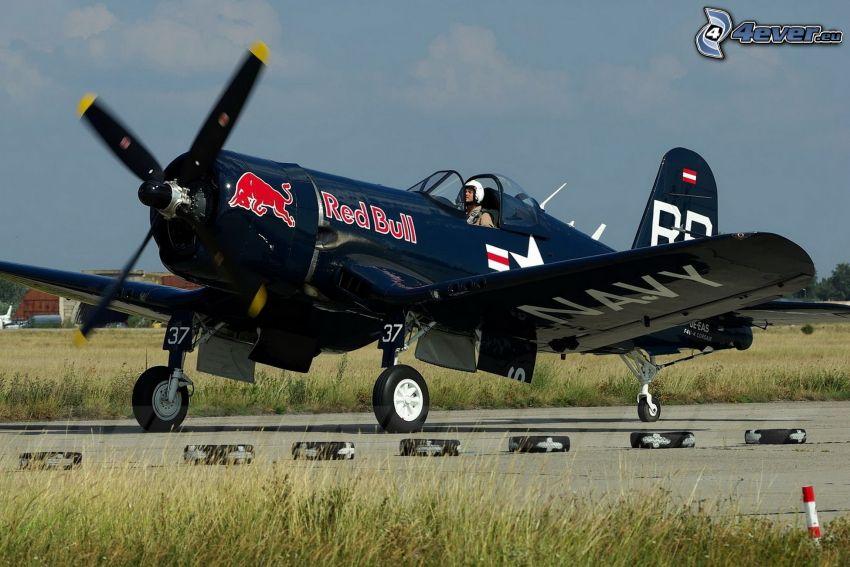 mały sportowy samolot