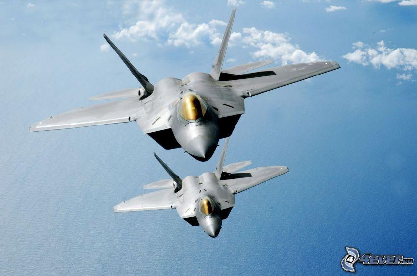 Flota F-22 Raptor