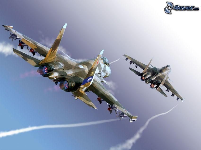 MiG-35, myśliwce
