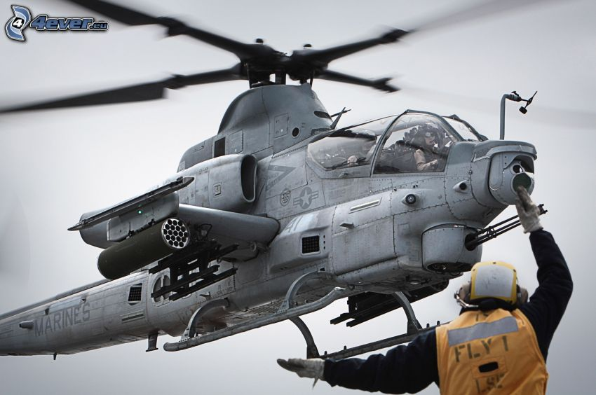 AH-1Z Viper, wojskowy śmigłowiec