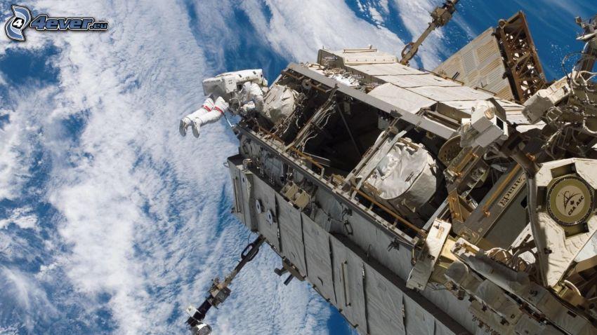 NASA, astronauta
