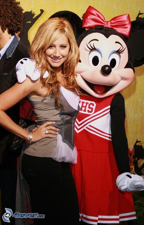 Ashley Tisdale, Minnie
