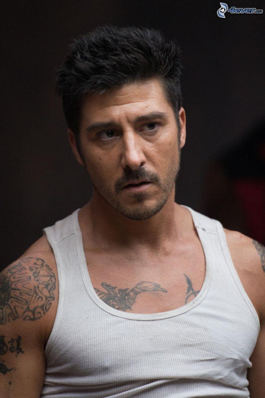 David Belle, tatuaż