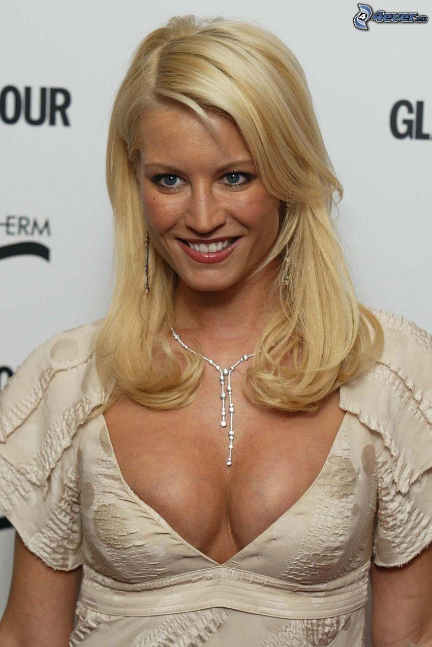 Denise van Outen, uśmiech
