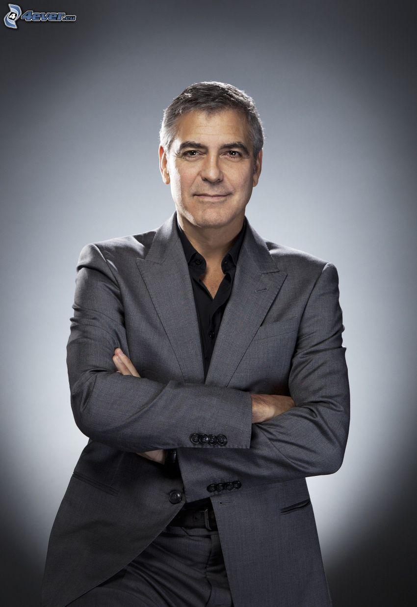 George Clooney, marynarka