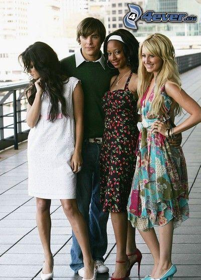 High School Musical, aktorzy