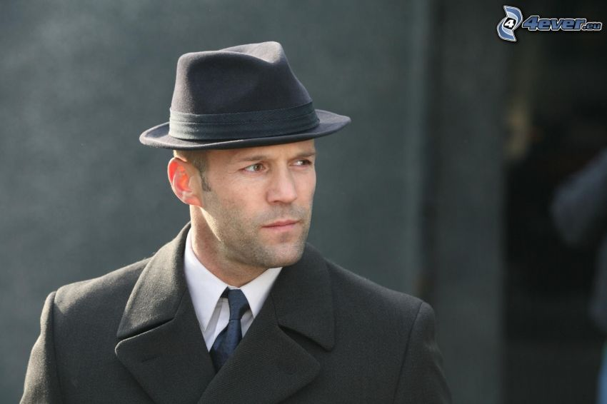 Jason Statham, kapelusz