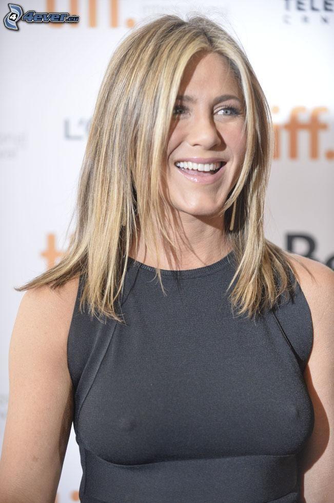 Jennifer Aniston, uśmiech