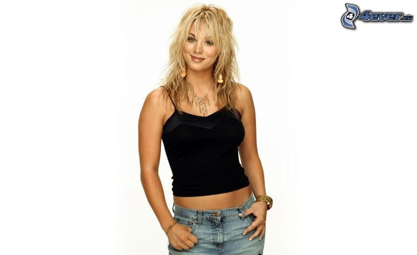 Kaley Cuoco, aktorka