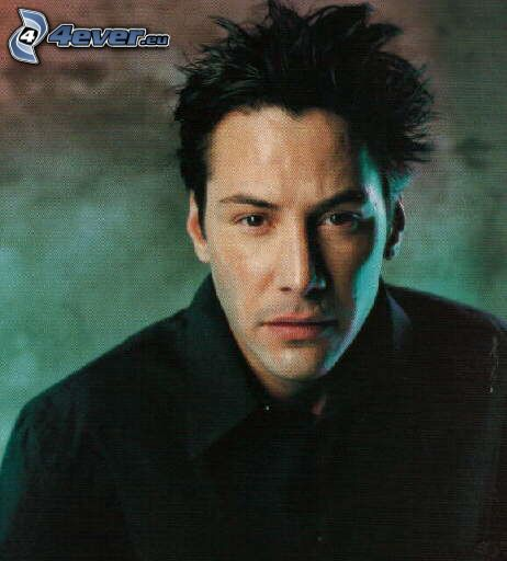 Keanu Reeves, film, Matrix