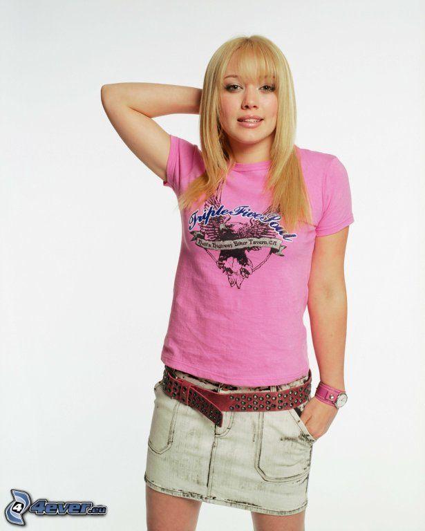 Nowoczesny Kopciuszek, Hilary Duff, Sam