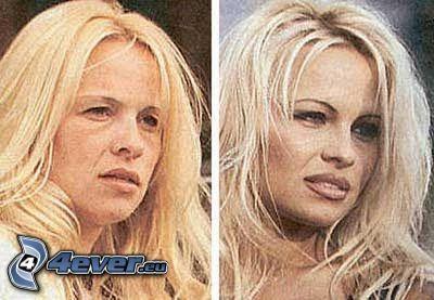Pamela Anderson, aktorka